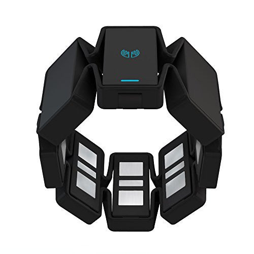 Myo Gesture Control Armband (Black) - qwikby