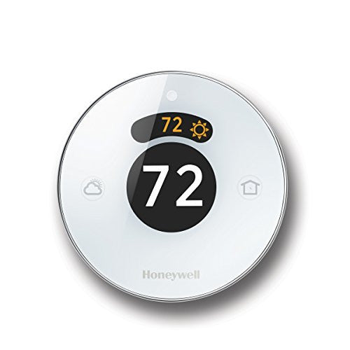 Honeywell Lyric Thermostat, Wi-Fi, 2nd Generation, Works with Apple HomeKit and Amazon Alexa - qwikby