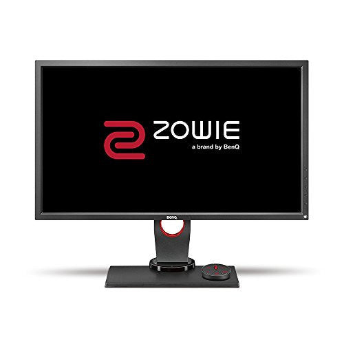"BenQ ZOWIE 27"" QHD 2560x1440 LED 144Hz Quad HD Gaming Monitor with S-Switch, XL-Series for eSports Tournaments and Professional Players (XL2730) - qwikby"