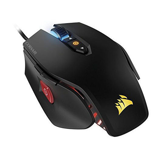 Corsair Gaming M65 Pro RGB FPS Gaming Mouse, Backlit RGB LED, 12000 DPI, Optical - qwikby