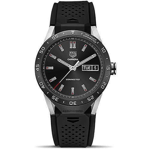 TAG Heuer CONNECTED Luxury Smart Watch (Android/iPhone) - qwikby