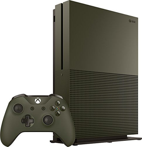 Xbox One S 1TB Console - Battlefield 1 Special Edition Bundle - qwikby