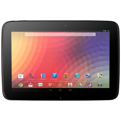 Google Nexus 10 (Wi-Fi only, 32 GB) - qwikby