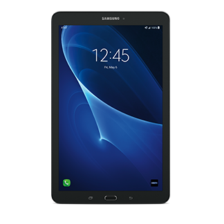 "Samsung Galaxy Tab E 9.6""; 16 GB Wifi Tablet (Black) SM-T560NZKUXAR - qwikby"