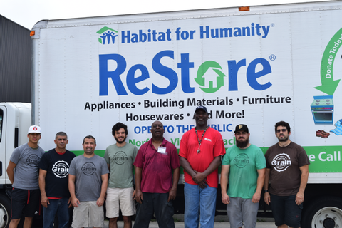 grain team with habitat team