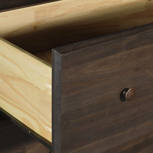 Shaker 6-Drawer Dresser -  - Grain Wood Furniture - 8