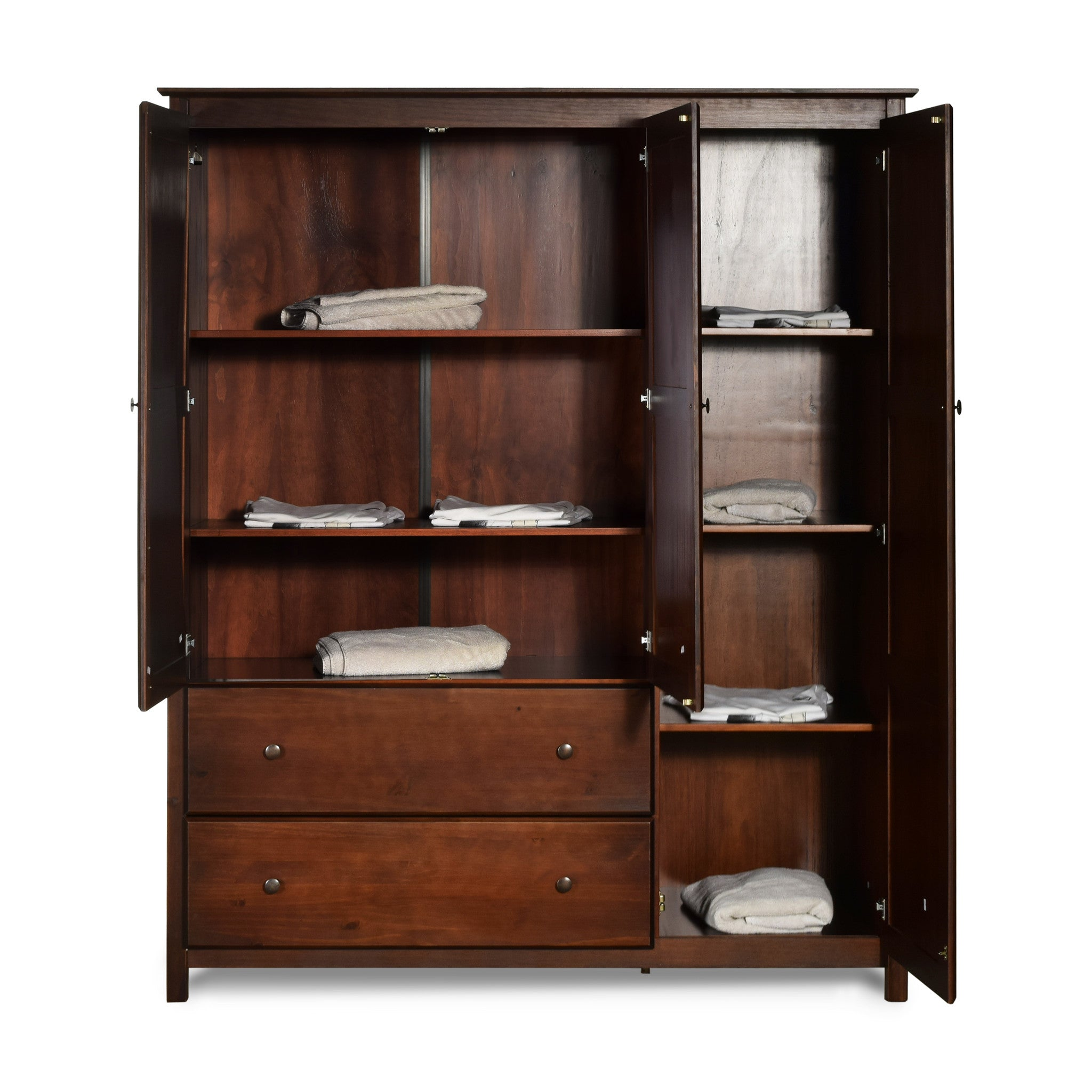 Shaker Optional Wardrobe Shelf -  - Grain Wood Furniture - 3