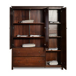 Load image into Gallery viewer, Shaker Optional Wardrobe Shelf -  - Grain Wood Furniture - 3