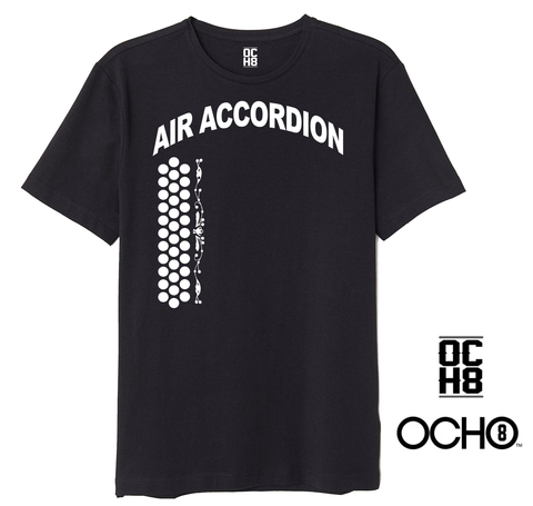 Air Accordion Tee by OCHO®