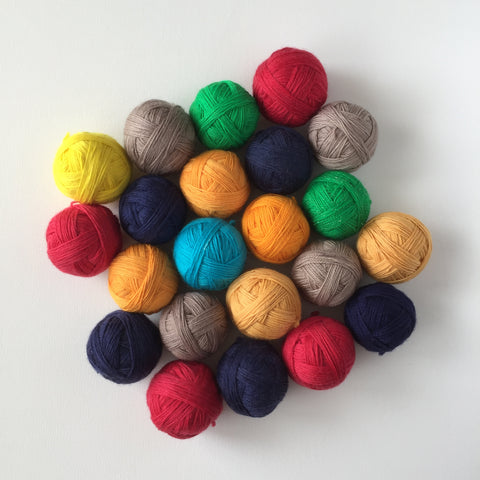 Mini-skeins