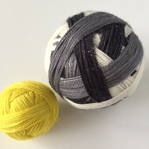 """Totality"" Self-striping Sock Yarn"