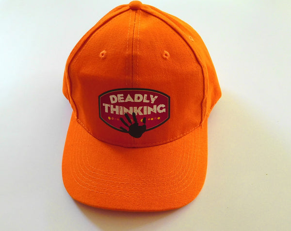 Deadly Thinking Trucker Cap