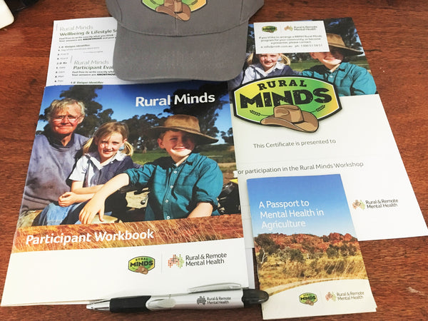 Rural Minds Trainers' Pack (100 Pack Bundle)