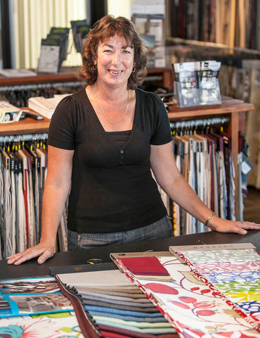 Sharon Our  Window Furnishings Consultant