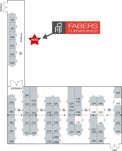 Fabers at The Home Show