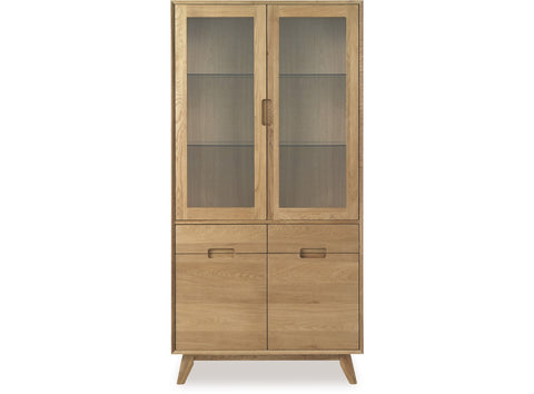 Danske Mobler RHO China Cabinet at Fabers Furnishings