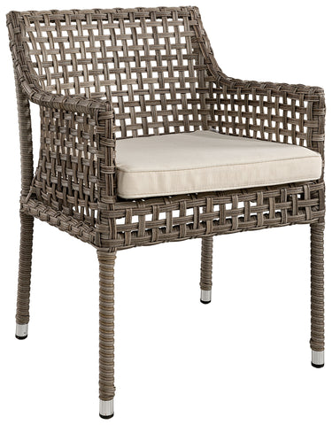 Artwood Santa Monica Outdoor Dining Chair available at Fabers Furnishings