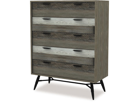 Havana Tallboy by Danske Mobler available at Fabers Furnishings