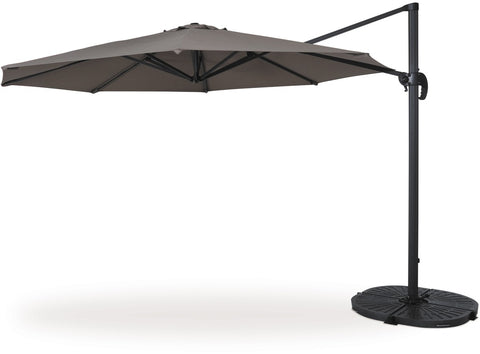 Danske Mobler Nikau 3.3m Cantilever Umbrella available at Fabers Furnishings