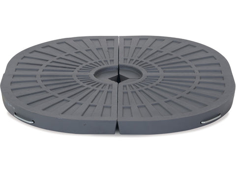 Palms 80kg Umbrella Base at Fabers Furnishings