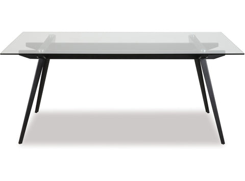Monti Dining Table by Danske Mobler available at Fabers Furnishings