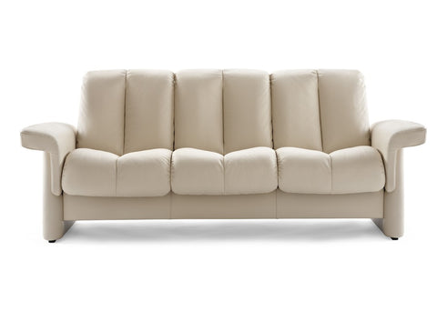 Legend Low 3 Seater Sofa by Stressless at Fabers Furnishings