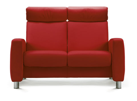 Arion High 2 Seater Sofa by Stressless & Fabers Furniture
