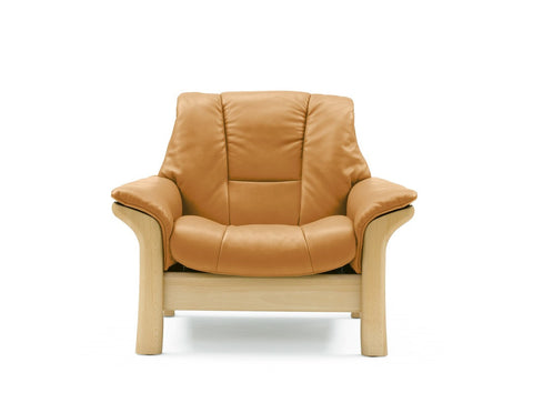 Buckingham Low Chair by Stressless at Fabers Furnishings