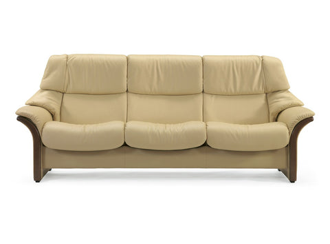 Eldorado High 3 Seater Sofa by Stressless at Fabers Furnishings