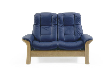 Windsor High 2 Seater Sofa by Stressless at Fabers Furnishings
