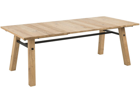 Stockholm Extending Dining Table available at Fabers Furnishings
