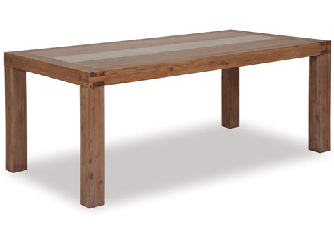 Colorado Dining Table by Danske Mobler available at Fabers Furnishings