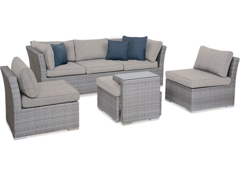 Rewa 5 Piece Modular Set at Fabers Furnishings