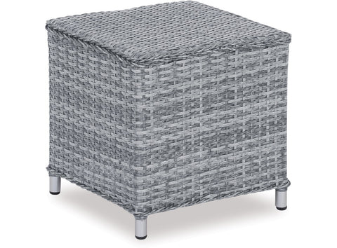 Cabo Wicker Side Table at Fabers Furnishings
