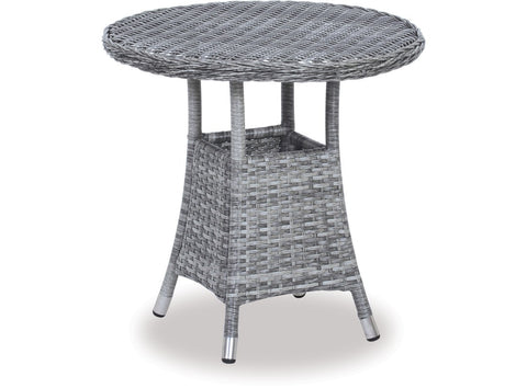 Baja Wicker Side Table at Fabers Furnishings