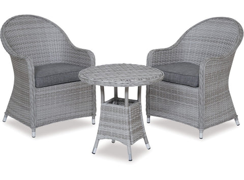 Baja & Cabo 3 Piece Wicker Suite at Fabers Furnishings