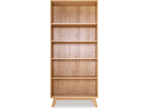 Danske Mobler RHO Tall Bookcase at Fabers Furnishings