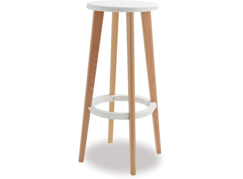 Danske Mobler Odi Barstool available at Fabers Furnishings