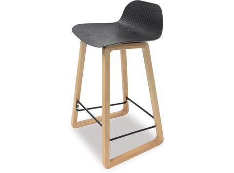 Danske Mobler Net Barstool at Fabers Furnishings