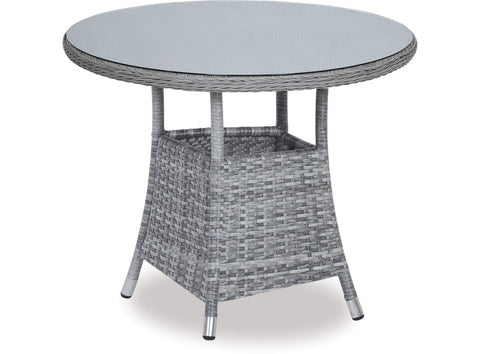 Eden Outdoor Baja 74cm Round Table at Fabers Furnishings