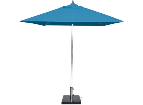 Inlet 2.5m Square Umbrella by Eden available at Fabers Furnishings
