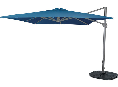 Eden Outdoor Titan 2.5m Square Cantilever Umbrella at Fabers Furnishings