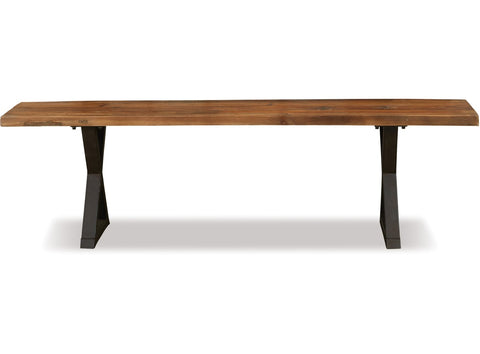 Danske Mobler Cross Bench Seat available at Fabers Furnishings