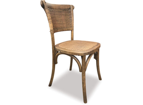 Danske Mobler Bow Dining Chair availalbe at Fabers Furnishings