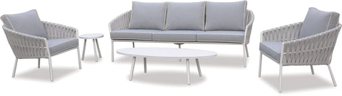 Danske Mobler Bosilli 5pce Outdoor Lounge Suite available at Fabers Furnishings