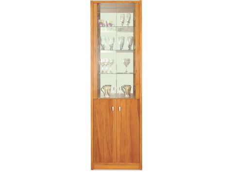 Danske Mobler Discovery Slim China Cabinet at Fabers Furnishings