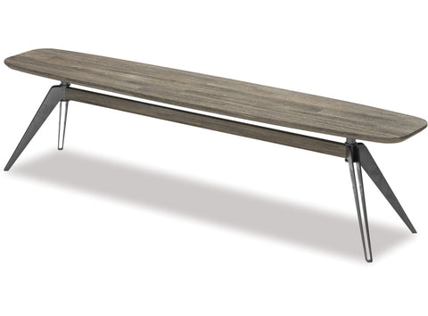 Danske Mobler Montana Bench Seat avaialbe at Fabers Furnishings