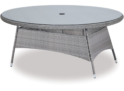 Danske Mobler Baja 1800 Oval Outdoor Dining Table available at Fabers Furnishings
