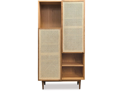 Bodhi Bookcase available at Fabers Furnishings