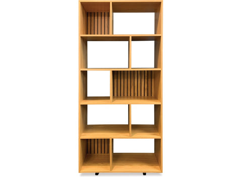 Oakley Bookcase available at Fabers Furnishings